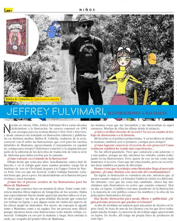 jeffrey fulvimari madonna