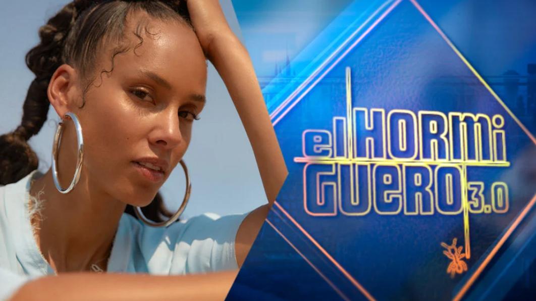 Alicia Keys El Hormiguero